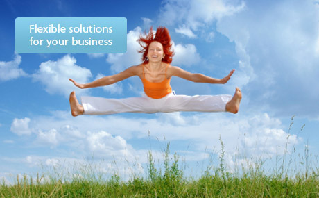 Flexible Solutions For Your Business